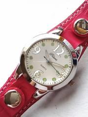Polaxis  腕時計  PINK  lady  LADYS   婦人用