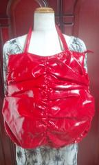 MINIMUMMINMUMミニマムミニマム赤のバッグ素敵(D-183