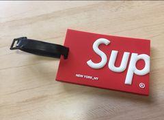 supreme 旅行ネームタグ シュプリーム タグ box