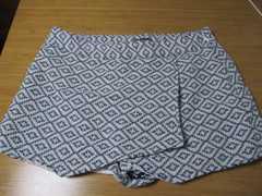 ギャップ/GAP 春夏巻きスカート風キュロット 定価4400円