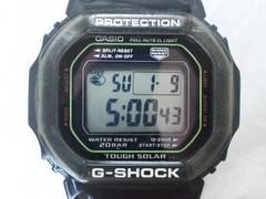 5724/CASIOカシオ★G-SHOCKソーラー充電モデルGL-230スケルトン仕様タイプ!
