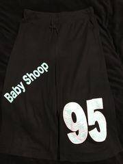 baby shoop ガウチョパンツ  ハーフパンツ