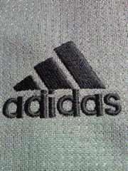 adidas アディダス ジャージ ジャケット ブルゾン CLMALITE グレー Lサイズ