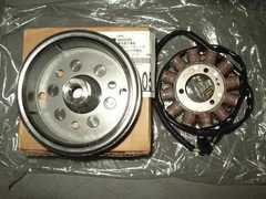 (32)GS400 GS550新品ジェネレータダイナモセット GS400L GS425