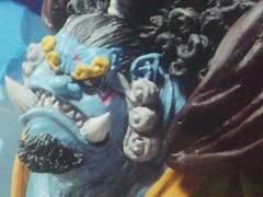 ワンピースSCulturesBIG造形王頂上決戦�Yvol.4ジンベェフィギュア