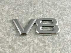 V8エンブレム