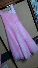 送込 ドレス・ドレスアップリボン飾り・バッグ・靴のセット