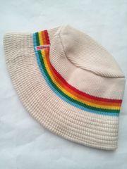 *ミキハウス*可愛い帽子《S・約44cm》男女兼用