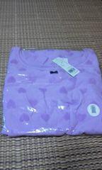 トリンプ ミニワンピース 紫系