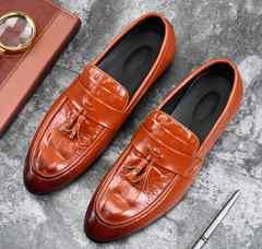 春夏 メンズビジネスシューズ 紳士靴  24cm~29cm/AK295