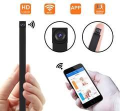 1080P HD P2P Wifi 超小型 動体検知