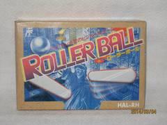 新品 レアファミコンソフト ローラーボール