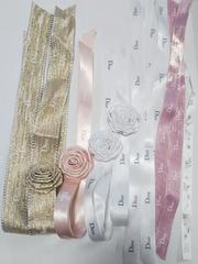 Dior可愛いリボンset