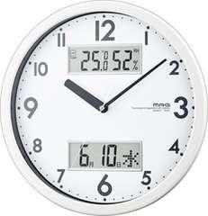壁掛け時計 ダブルメジャー