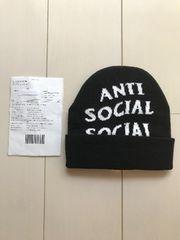 Anti Social Social Club ニット帽supremeシュプリームゴローズ