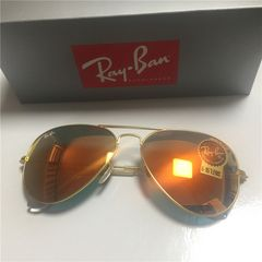 Ray-Banサングラス RB3025 AVIATOR LARGE METAL 112/69 58口14