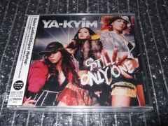 YA-KYIM『STILL ONLY ONE』良好 特典CD付(BACH LOGIC,今井了介)