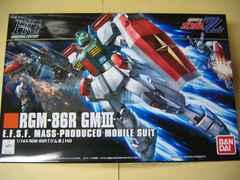 1/144 HGUC No.126 RGM-86R GM�V(ジムスリー) 新品 ガンダムZZ&UC
