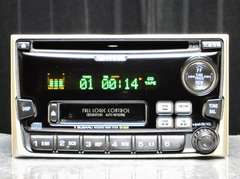 スバル純正 ケンウッド GX-505GF2 CDカセットプレーヤー 管54f32