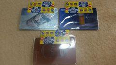アサヒ3Dマウスパッド全3種非売品