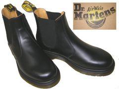 ドクターマーチン チェルシー サイドゴア ブーツ刻印有2976uk9