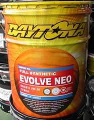 ☆ DAYTONA EVOLVE NEO 5W-30.API SN/CF.GF-5.全合成油.5GAL.