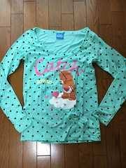 【Care Bears】インパクト原宿系*両面プリント長袖Tシャツ
