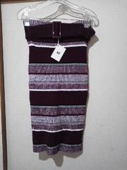 SLY/スライニットロングスカート☆新品タグ付 定価8000円