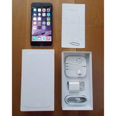 中古美品!判定〇iPhone 6 16GB au★MG472J/A A1586