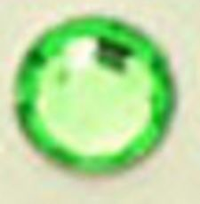 ● 2mm ● デコ用ストーン  2000粒 グリーン