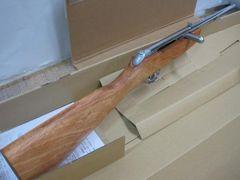 ☆【おまつり射的用】本格木製射的銃 (コルク付)新品 正規品