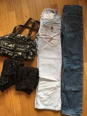 USED/女児衣類12点/140cm/GAP、MPS、op、JUNK STOREなど