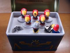 [レア]ひみつのカンヅメおもちゃの缶詰キョロちゃんおもちゃのカンヅメ森永