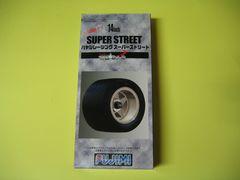 フジミ 1/24 THEホイール No.48 14inch ハヤシレーシング スーパーストリート 新品