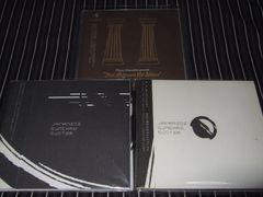 JAPANESE SYNCHRO SYSTEM/CALM 廃盤3枚セット(THA BLUE HERB,CHARI)