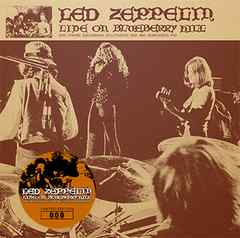 完売 LED ZEPPELIN   LIVE ON BLUEBERRY HILL (2CD+ 1CD)
