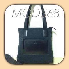 ◆グッチ◆USED良好◆黒GG柄◆手提げバッグ◆