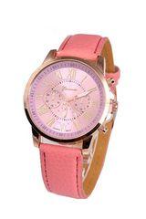 今回限り500円★かわい過ぎる腕時計★ピンク初期不良保証付