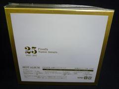 ●新品CD 安室奈美恵/Finally 3CD 初回スリーブ仕様