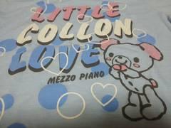 メゾピアノジュニアコロンちゃんTシャツ140Sサイズ中古