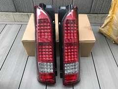 レッドフルLED 社外テールランプ ハイエースバン 200系