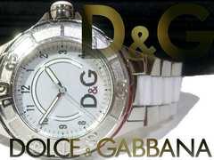 良品 1スタ★ドルガバ/D&G 人気モデル【アンカー】メンズ腕時計