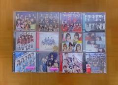 ハロー!プロジェクト 初回限定盤(CD+DVD) 12枚まとめ売り�A モーニング娘。