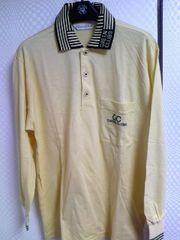 グリーンクラブ長袖ポロシャツ3