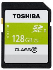 SDXCカード 128GB Class10 UHS-I 対応
