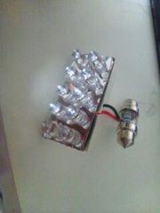 E51エルグランド  LEDラゲッジランプ!トランク