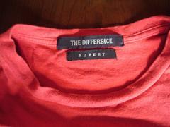 ★RUPART(ルパート)★オシャレな赤Tシャツ★