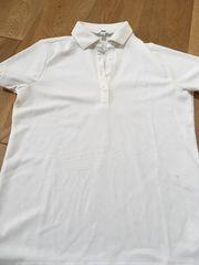 格安!ユニクロ 白ポロシャツ レディースM