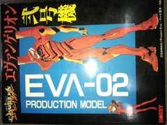 エヴァンゲリオン弐号機production model