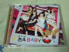 CD+DVD Not yet(AKB48) 西瓜BABY Type-A